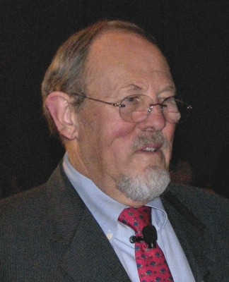 William Sharpe (Photograph by: Larry D. Moore CC BY-SA 3.0)